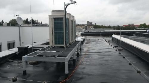 Plochá strecha EPDM Hertalan 2